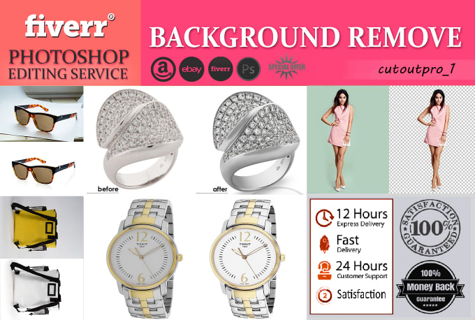 Cut Out Or Background Remove 1 To 1000 Images By Cutoutpro 1