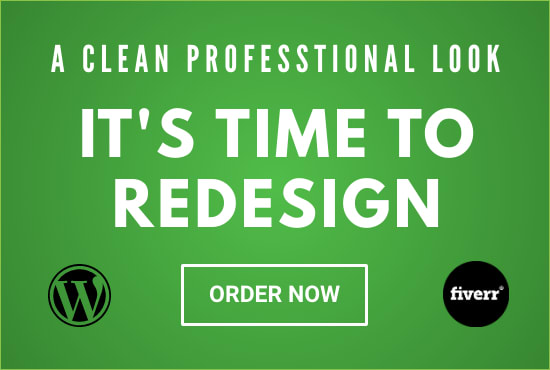 I will fix, customize and redesign your wordpress