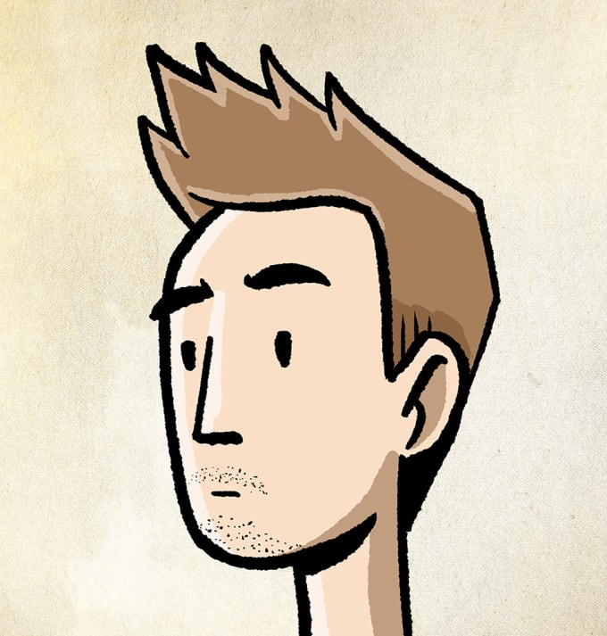 Create A Cartoon Profile Picture Or Avatar By Benmackie