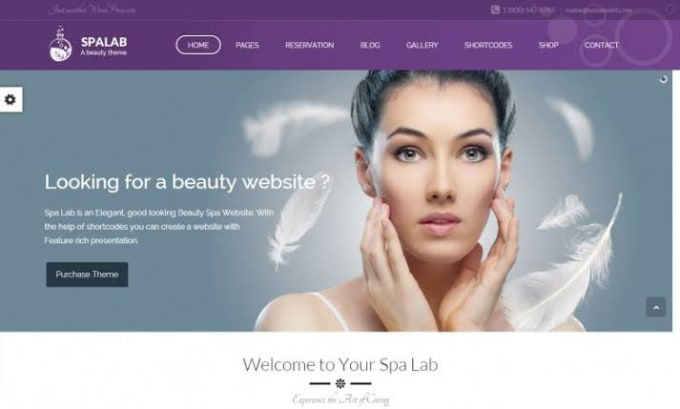 Build Spa Makeup Hair And Beauty
