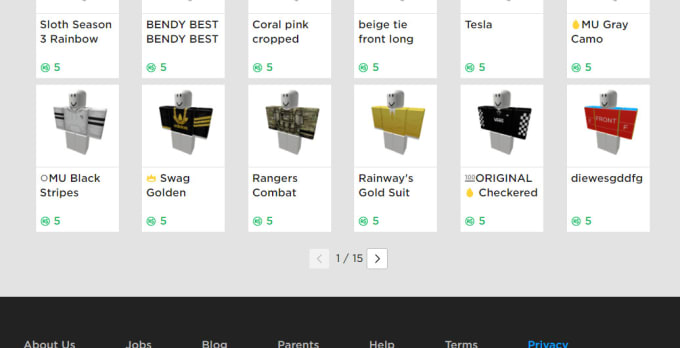 Bot Your Roblox Groups With Clothing By Krish801