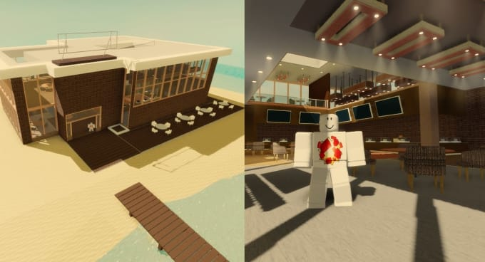 Build For You Anything In Roblox Studio By Fayzle