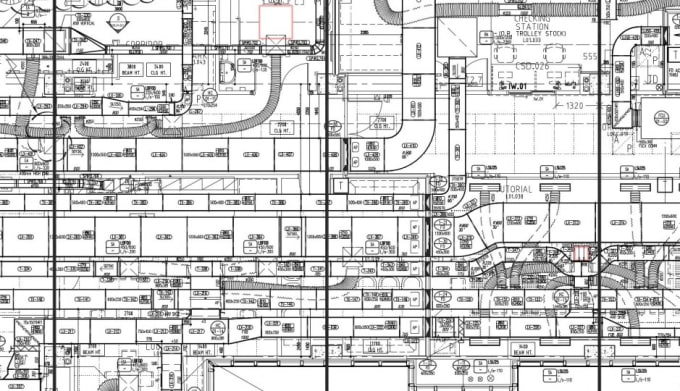 Do all types of hvac system drawings for construction projects by  Hakeemuddin | Fiverr | Hvac Mechanical Drawing |  | Fiverr