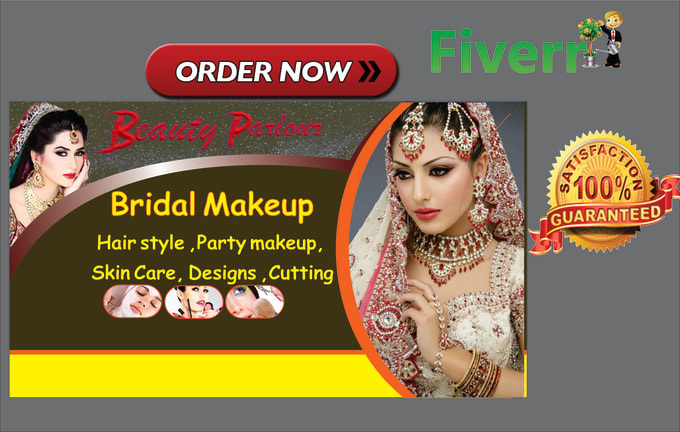 Design Beautiful Beauty Parlor Graphics Design By Mebakht