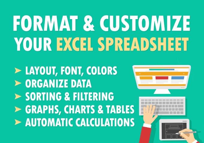 Exclusive Excel Worksheet Customizations