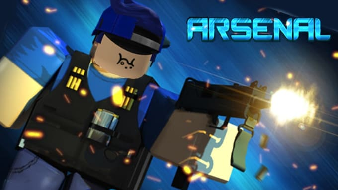 Help You Become A Pro In Roblox Arsenal Game By Charmileon11