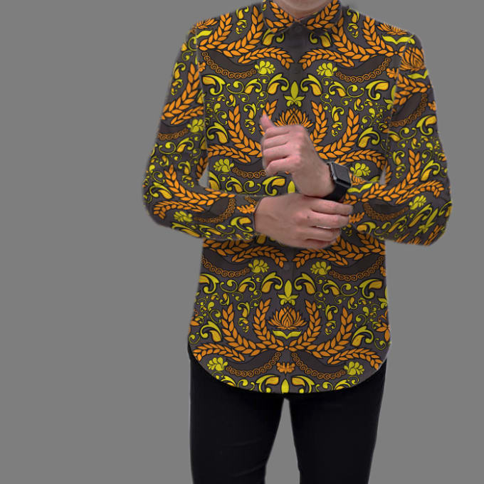 Create Your Custom Batik Indonesian Traditional Clothing