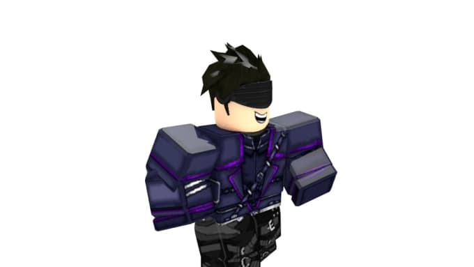 Render Your Roblox Avatar In Blender By Darealcharchar