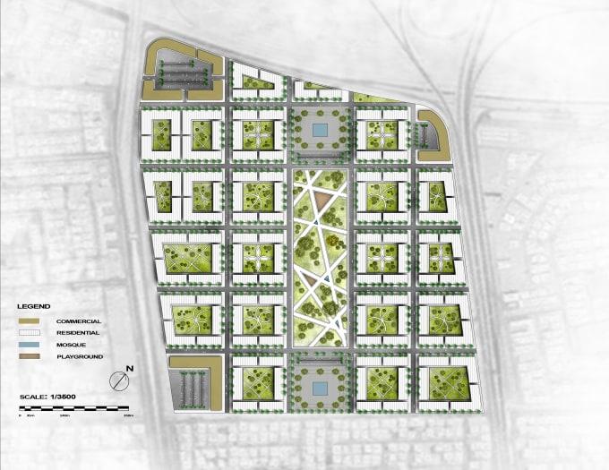 Do Landscape Design Urban Planning And Urban Design By Joseph9955 Fiverr