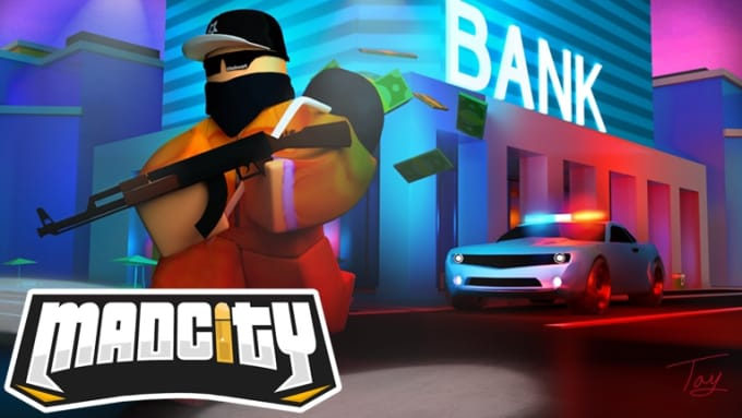 Roblox Mad City Vip Server Link