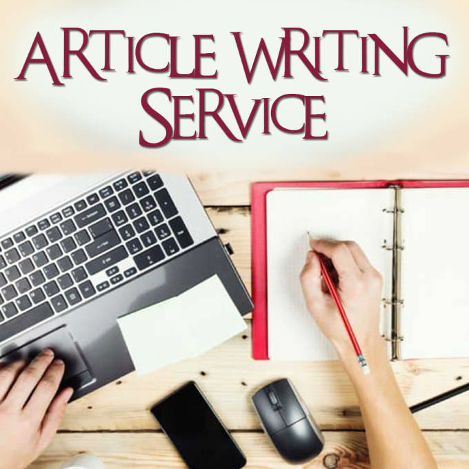 Articles writing service