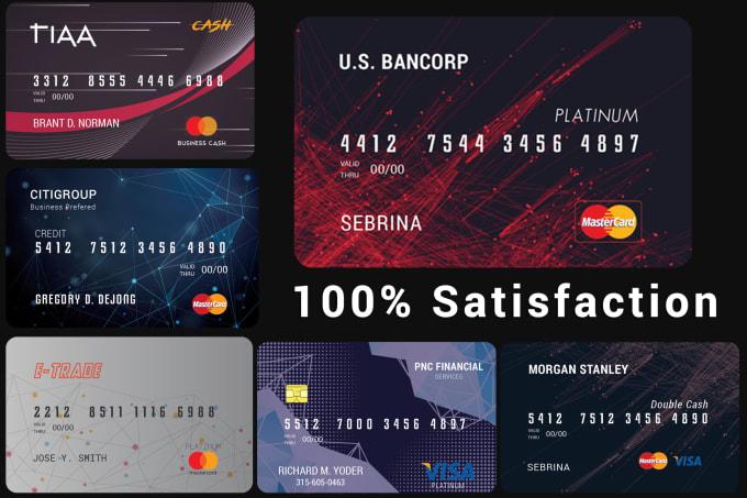 Credit card creator software download