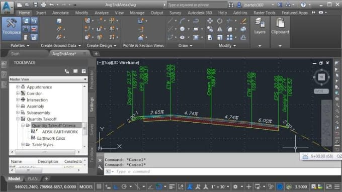 Design Road Sewerage In Autocad And Civil 3d By Iperform99