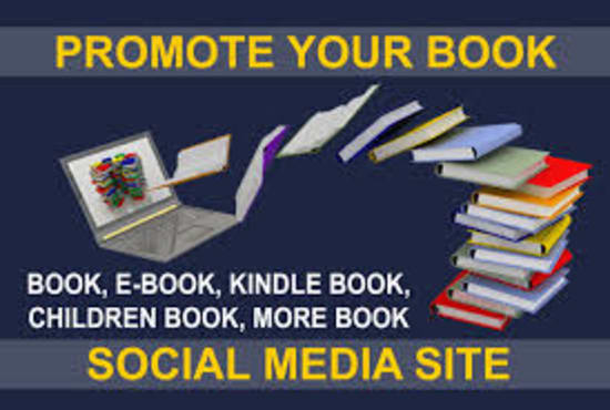 do kindle book, ebook promotion and promote all  ebooks