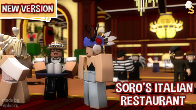 Make You A Hq Roblox Gfx For Your Game Thumbnail By Annie9007