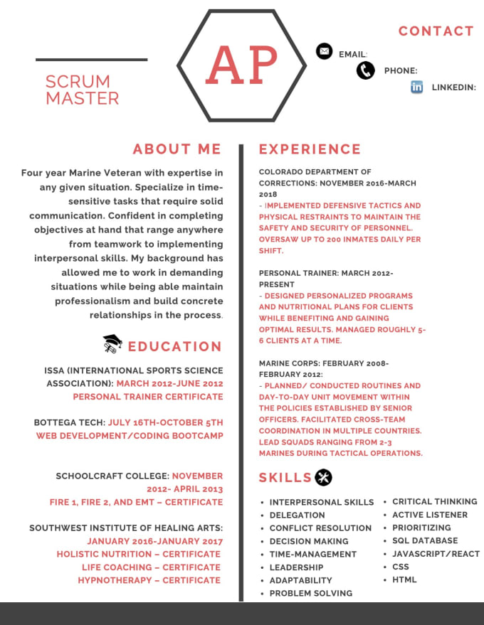 How to Write an Entry Level Resume: 11 Steps (with Pictures)