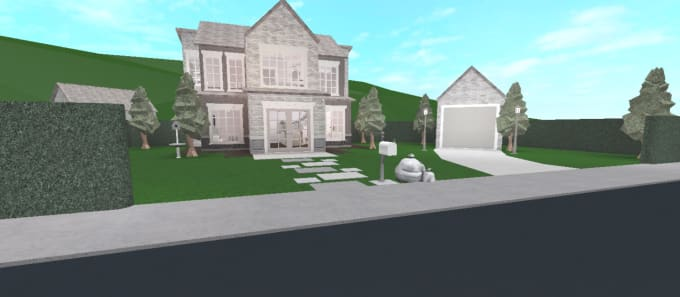 Build A Welcome To Bloxburg Home For You By Blaqrxses