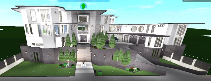 build you a house in bloxburg from a real life picture