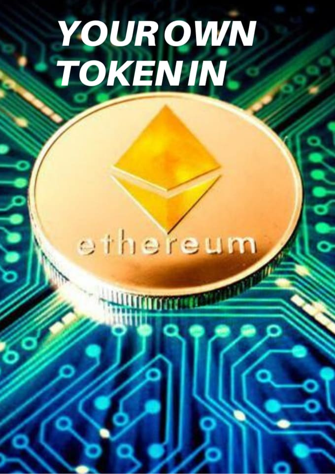 how to create a cryptocurrency based on ethereum
