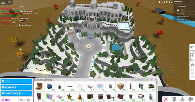Create You An Expert Level Bloxburg Home By Kevinstone916