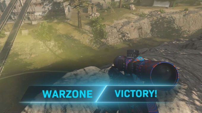 get you a warzone win l call of duty modern warfare
