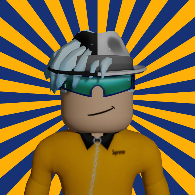 Make a simple render of a roblox character by Tripleaspect