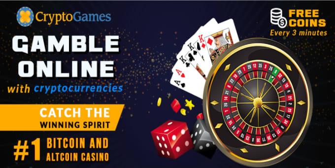 Build Crypto Gaming Website Jackpot Poker Blackjack Dice By