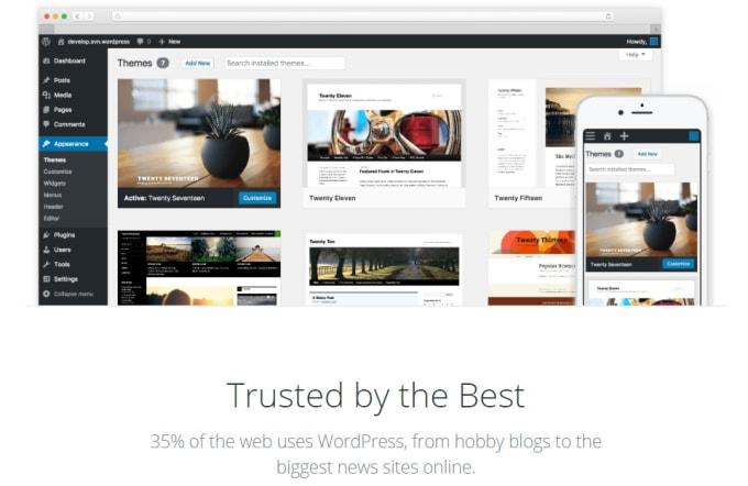 Wordpress урок создания сайта строительная компания мпк калининград сайт