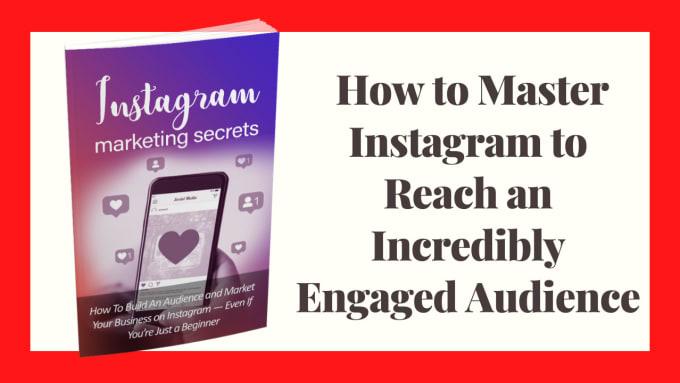 Send you the instagram marketing secrets ebook pdf by Oussamakrout