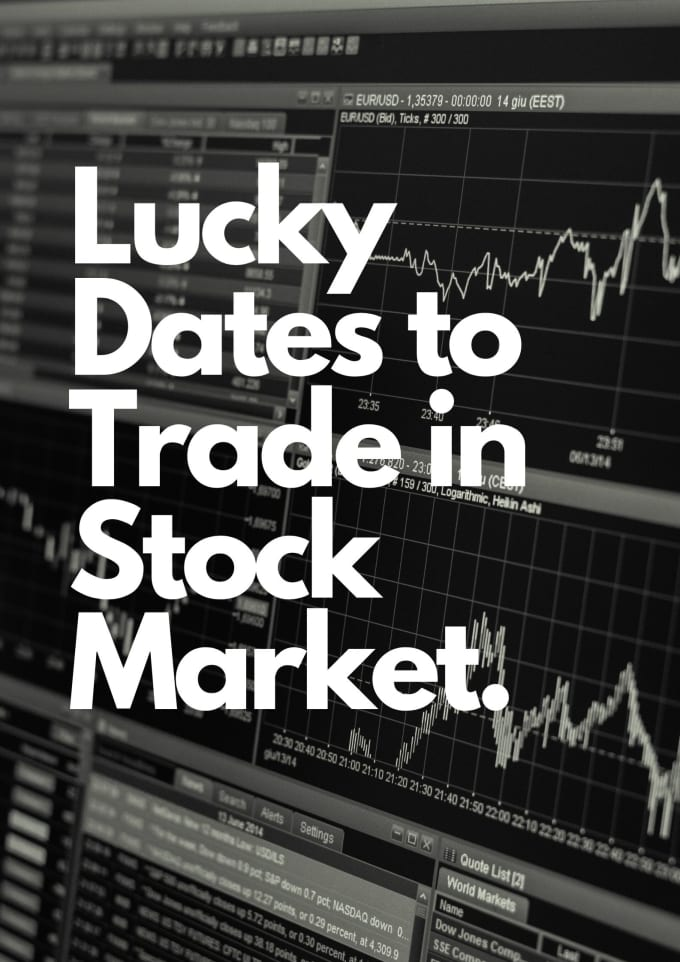 Find Lucky Dates To Trade In Stock Market By Vedic Astrology By Enigmagurus