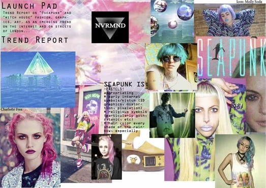 Create A Moodboard For You On Any Theme By Alexagk