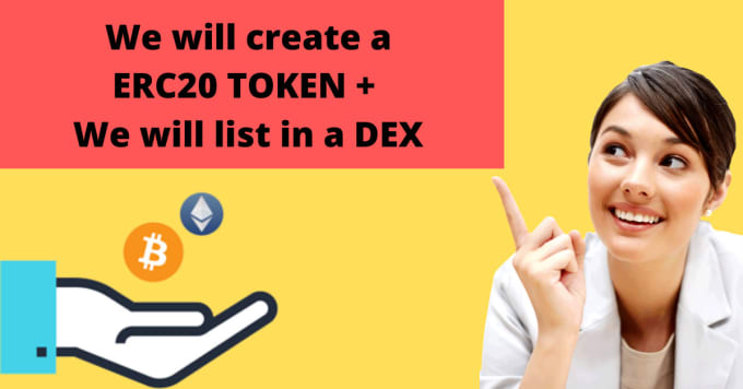 create a erc20 token in less than 24 hours