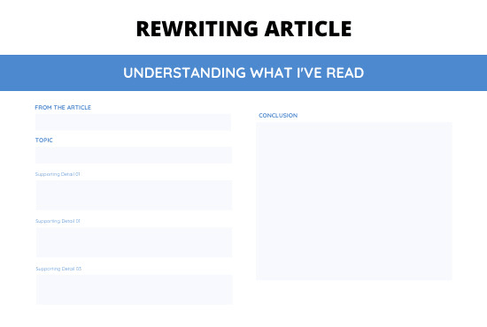 write amazing 600 words articles, story and essays