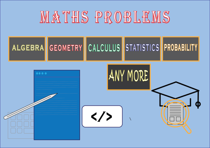 help you in maths, stats, calculus, algebra etc