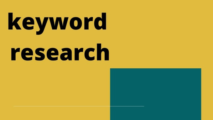 Do Fantastic Keyword Research By Ammankhan45