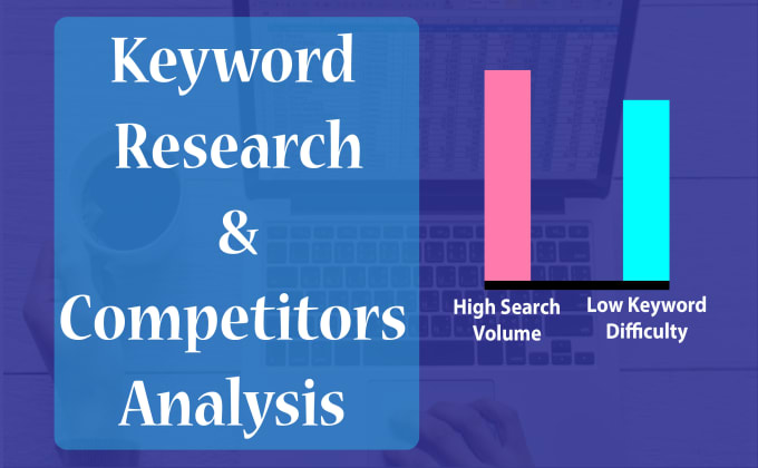 do SEO keyword research and competitor analysis excellently