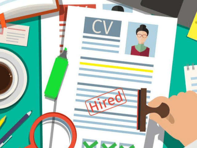 Professional cv writing service in london