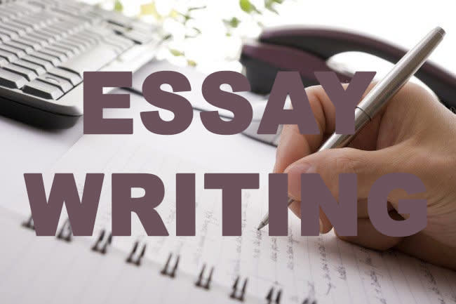 Can youwrite an essay for me