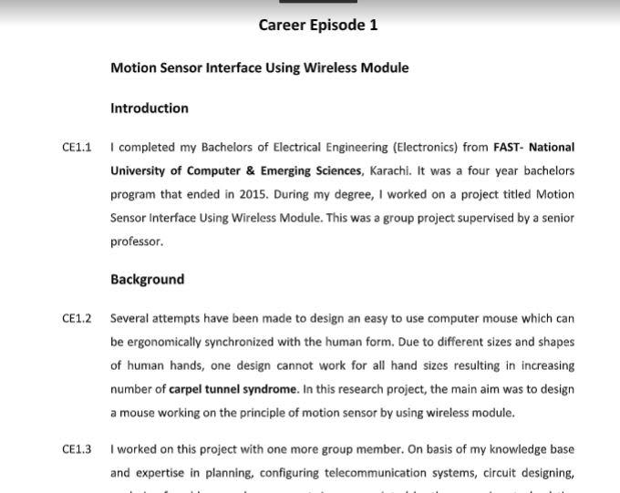 Writing company style manual