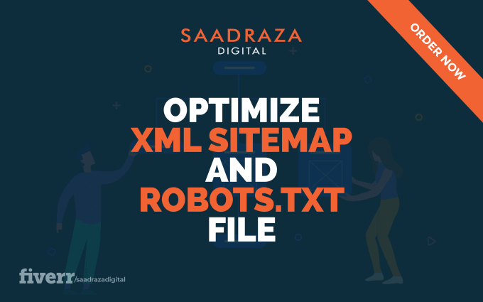 saadrazadigital : I will create optimize XML sitemap and robots txt for your website for $5 on fiverr.com