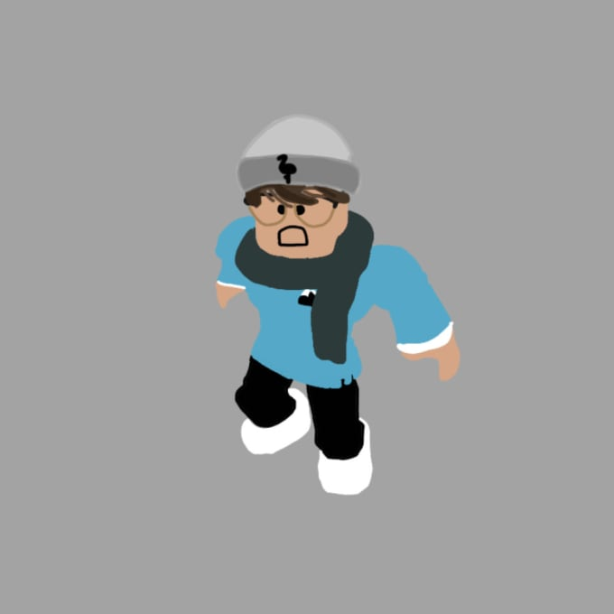 Create a 2d picture of your roblox avatar by Jackonov