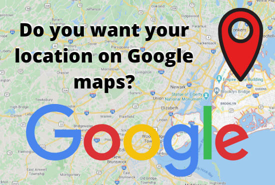 add your locations to google maps