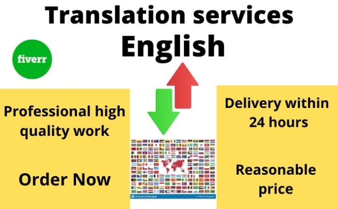 Translate English To French Spanish Italian German By Muazma Hanif Fiverr