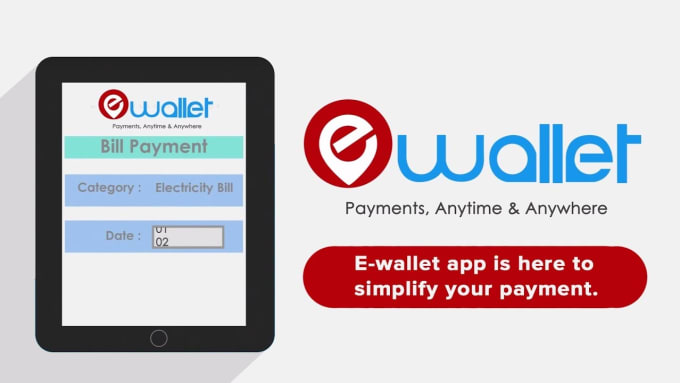 Ewallet Website