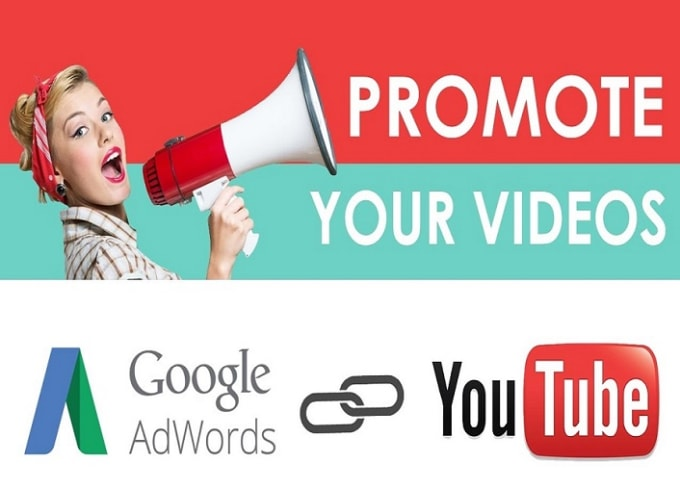 Do youtube video promotion from google adwords advertising ...