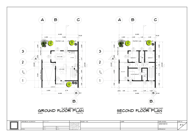 Do Floorplan And Perspective Drawings By Albertii Fiverr