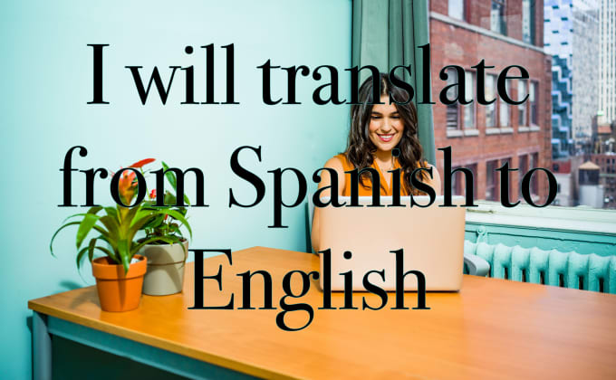 translate from spanish to english