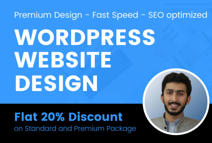 Our Studio will create professional and responsive wordpress website design