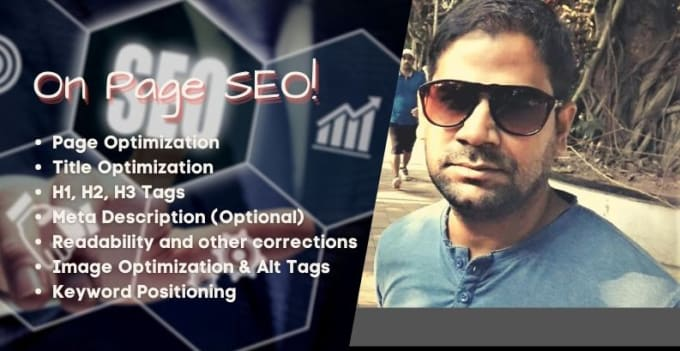 do high quality on page SEO for your blog, and websites