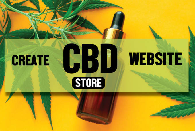 Design cbd hemp ecommerce online store website with wordpress by Siatweb_035